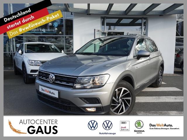 Volkswagen Tiguan Join 2.0 TDI AHK SHZ Navi Climatronic ACC, Jahr 2018, Diesel
