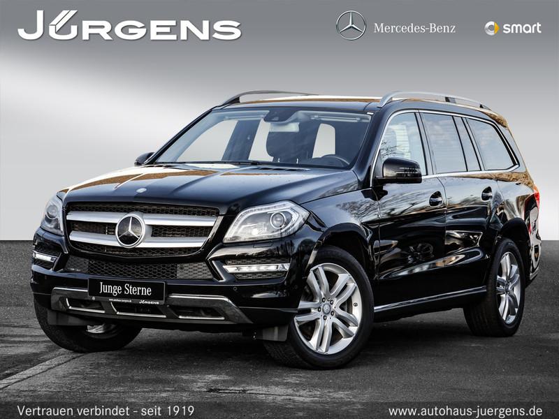 Mercedes-Benz GL 350 BT 4M Comand/ILS/Pano/360/Stdhz/AHK/TV/20, Jahr 2014, diesel