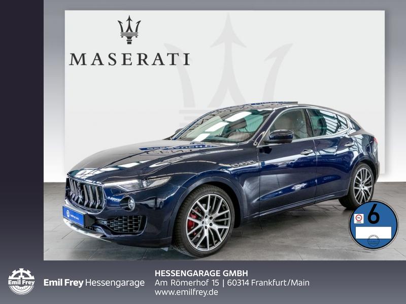 Maserati Levante Aut 21'' 360° Navi Xenon Glasd 1.Hand, Jahr 2016, Diesel