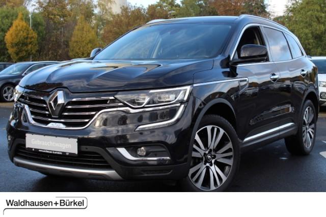 Renault Koleos 2.0 dci 4x4 Initiale Paris 4x4 Klima, Jahr 2017, Diesel