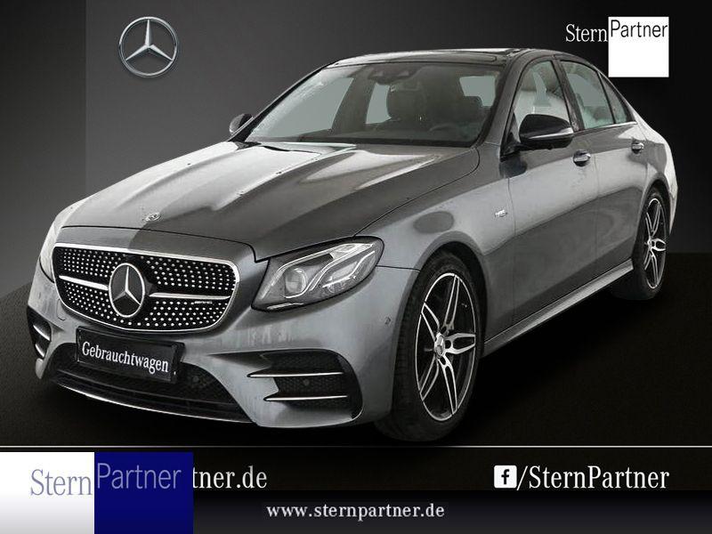 Mercedes-Benz AMG E 53 4MATIC+ Limousine Comand+Fahrassist., Jahr 2019, Benzin