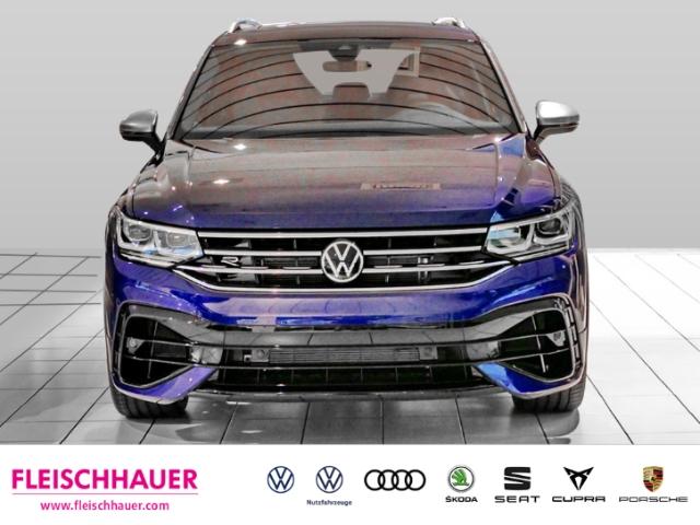 Volkswagen Tiguan R 4Motion, Jahr 2020, Benzin