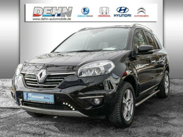 Renault Koleos 2.0 dCi 175 A/T Night & Day 4x4 AHK Xenon, Jahr 2014, Diesel