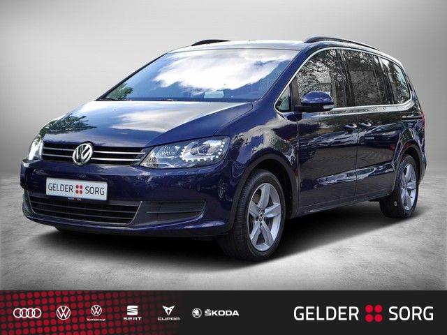Volkswagen Sharan 2.0 TDI DSG Comfortline *AHK*Xenon*Navi*, Jahr 2014, Diesel
