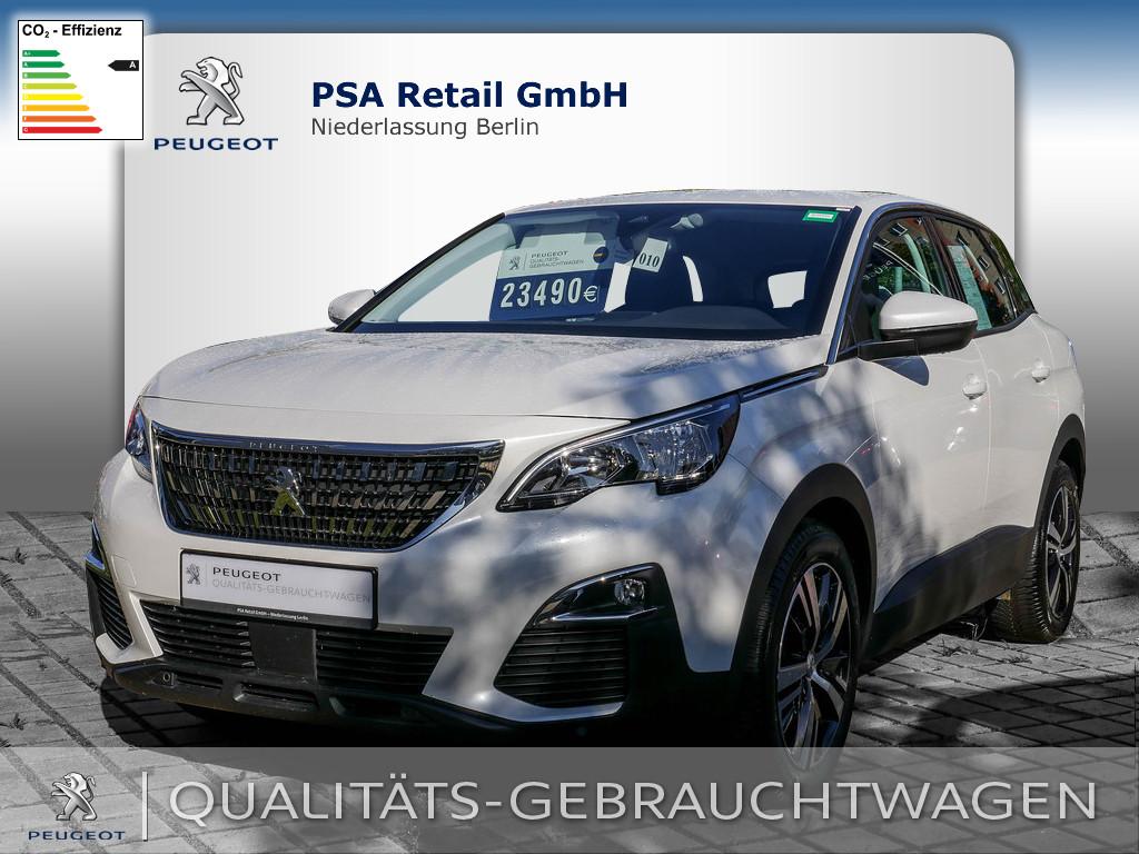 Peugeot 3008 Access 1.2 PureTech 130, Jahr 2019, Benzin