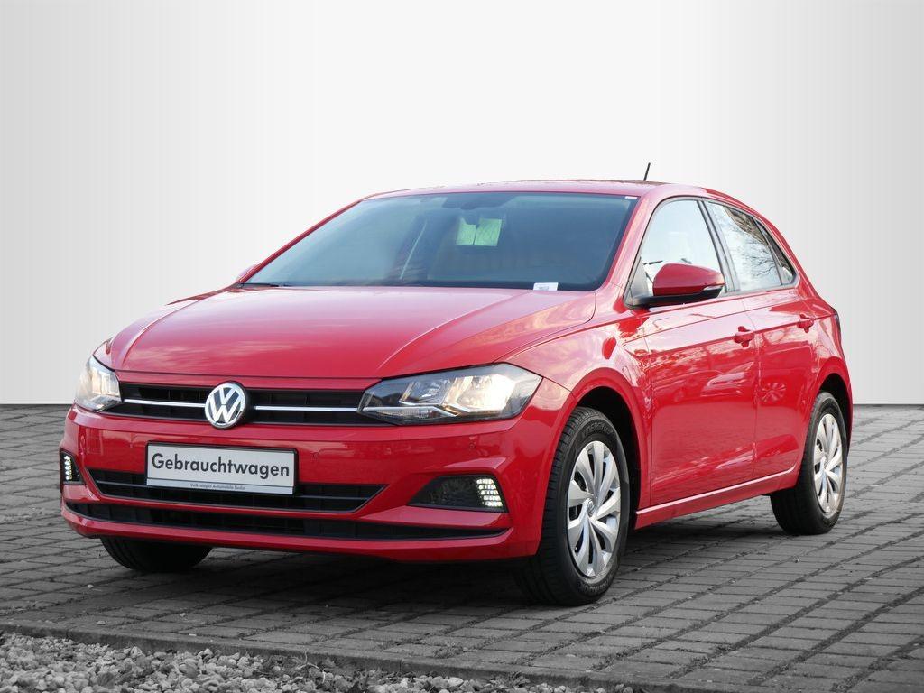 Volkswagen Polo 1.0TSI Comfortline PDC KLIMA, Jahr 2018, Benzin