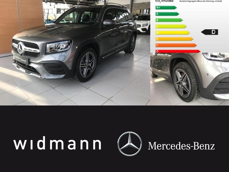 Mercedes-Benz GLB 250 4M Business-Pak.*MBUX*Pano*Ambientebel.*, Jahr 2019, Benzin