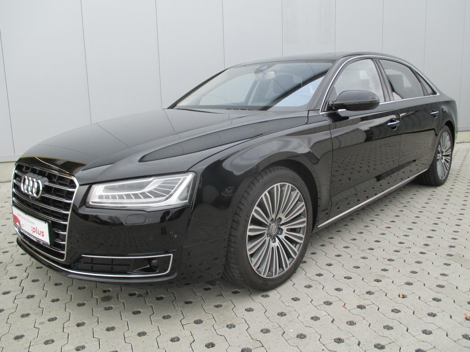 Audi A8 lang 3.0 TDI 193 KW*EUPE 141.900*HUD*Pano*RSE, Jahr 2015, Diesel