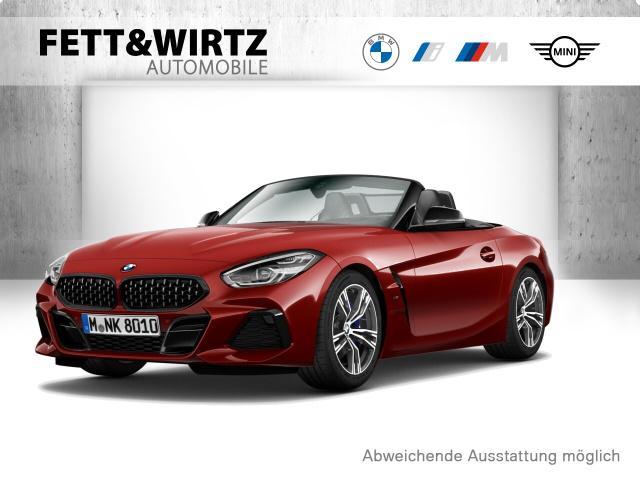 BMW Z4 M40i H/K LC-Prof. HUD LED 18''LM SHZ, Jahr 2021, Benzin