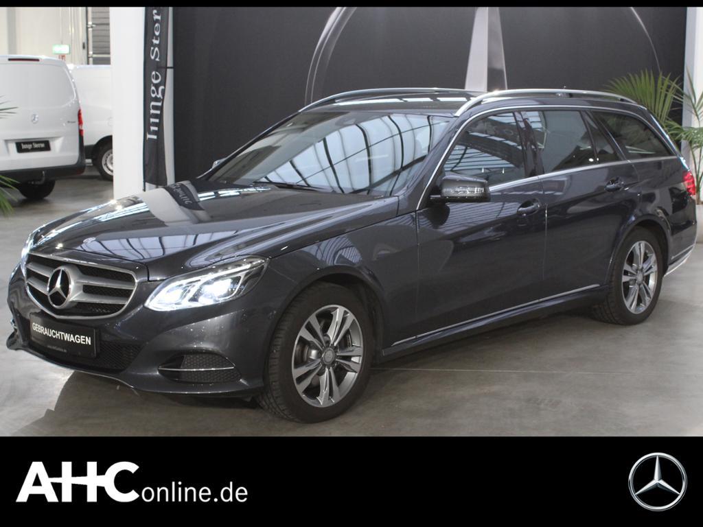 Mercedes-Benz E 250 T AVANTGARDE+LED-ILS+NAVIGATION+PDC+AHK..., Jahr 2014, Benzin