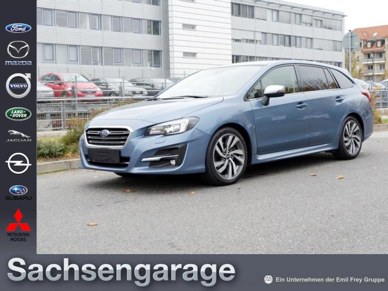 Subaru Levorg 2.0 CVT Exclusive Leder NAVI AHK DAB, Jahr 2019, petrol