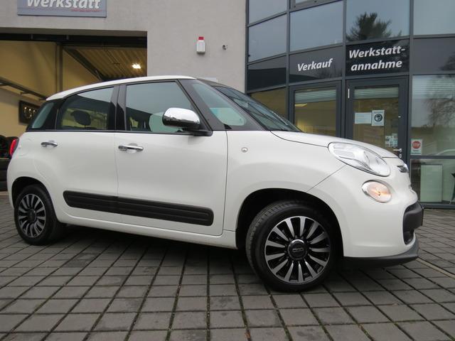 Fiat 500L 1.4 16 V Pop Klima/6Gang/erst26tkm, Jahr 2014, Benzin
