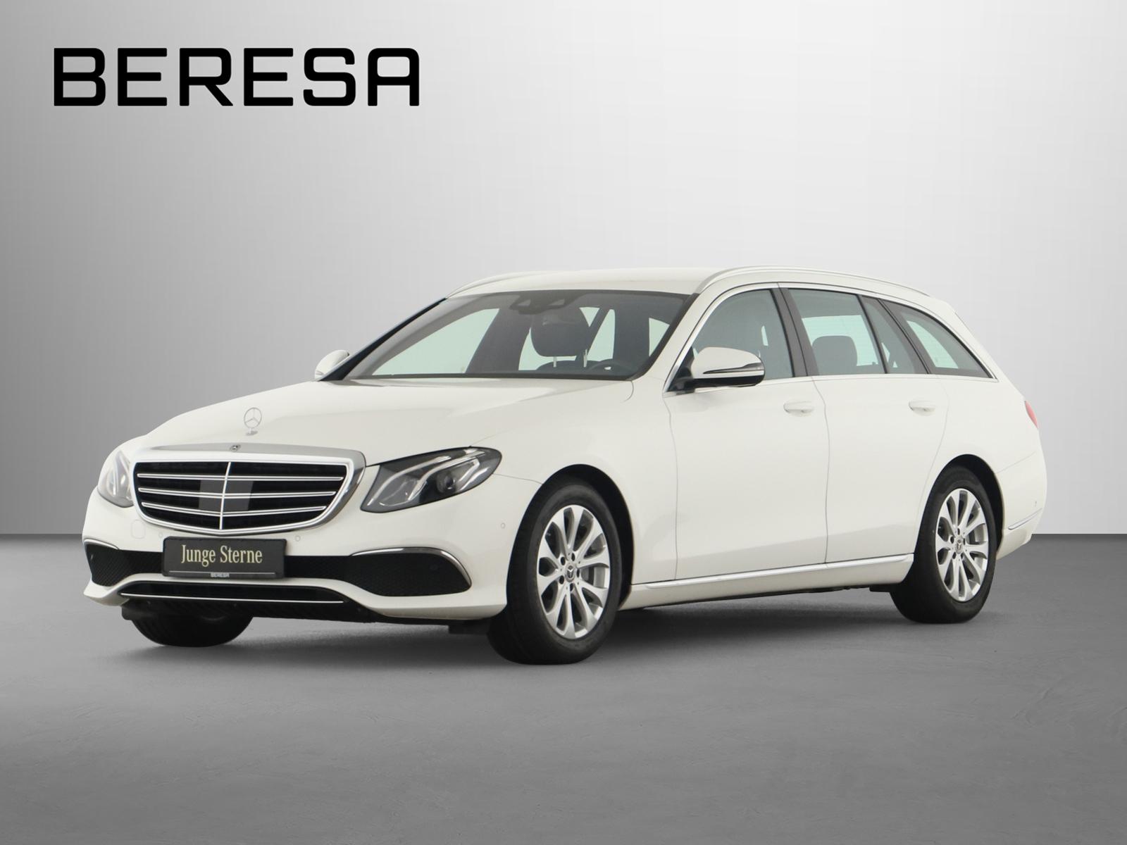 Mercedes-Benz E 300 d T Exclusive HUD Burmester Comand, Jahr 2018, Diesel