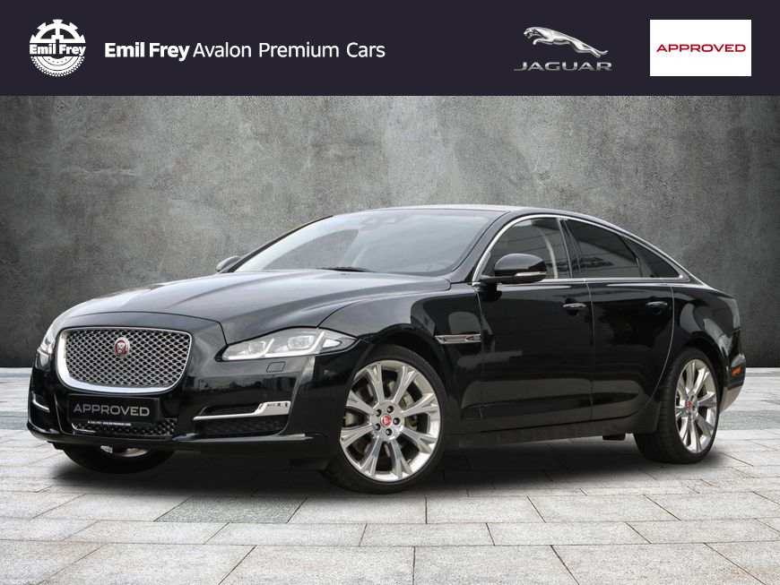 Jaguar XJ 3.0 V6 Diesel Luxury, Jahr 2019, Diesel