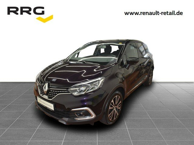 Renault CAPTUR 1.2 TCE 120 INITIALE PARIS Panorama Gla, Jahr 2017, Benzin