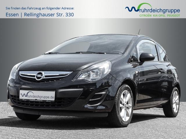 Opel Corsa D Energy 1.2+MP3+Standheizung, Jahr 2014, Benzin