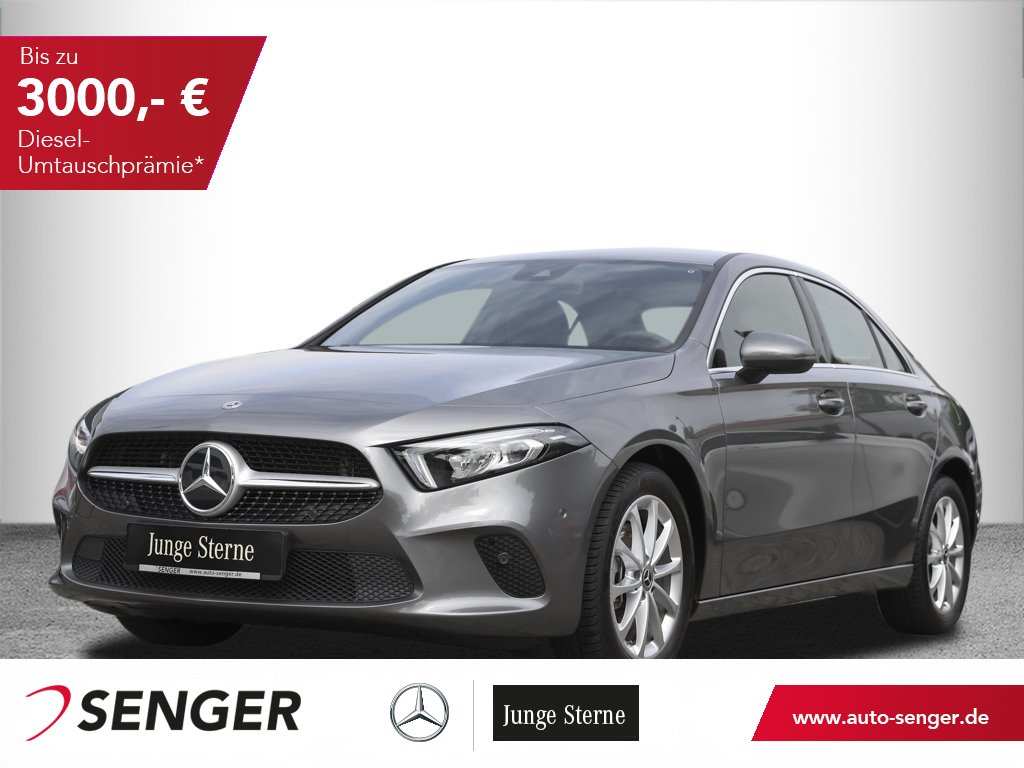 Mercedes-Benz A 200*Limousine*Progressive*Display digital*LED*, Jahr 2020, Benzin