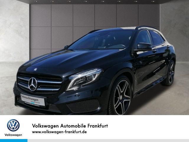 Mercedes-Benz GLA 200 CDI AMG Line Rückfahrkamera Navi Xenon Leichtmetallfelgen AMG Line, Jahr 2014, Diesel