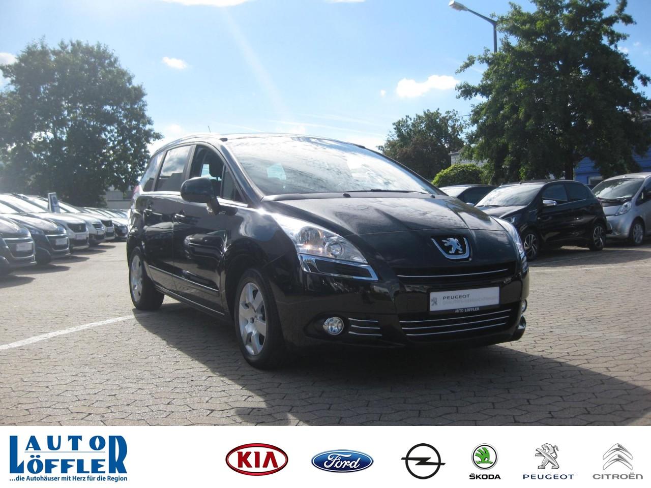 Peugeot 5008 FAMILY HDI AHK Klima Einparkhilfe, Jahr 2013, Diesel