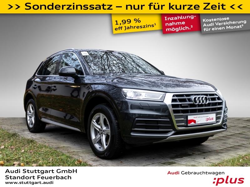 Audi Q5 sport 40 TDI quattro AHK Kamera Leder Navi, Jahr 2019, Diesel