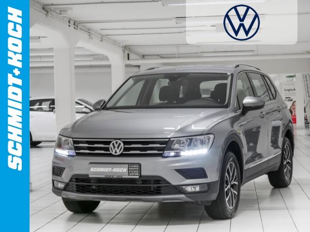Volkswagen Tiguan Allspace 2.0 TDI Comfortline AHK, 7-Sitzer, Jahr 2019, Diesel