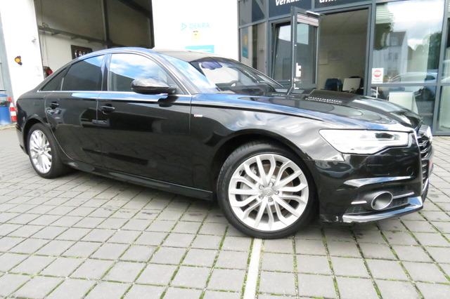 Audi A6 3.0 TDI quattro S Line Matrix/HeadUp/Airsus/1, Jahr 2015, Diesel