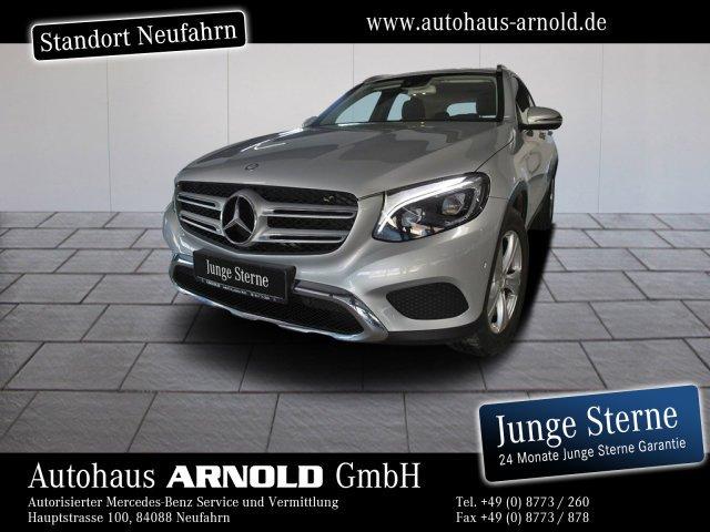 Mercedes-Benz GLC 250 d 4MATIC Navi AHK ILS Kamera el.-Klappe, Jahr 2015, Diesel