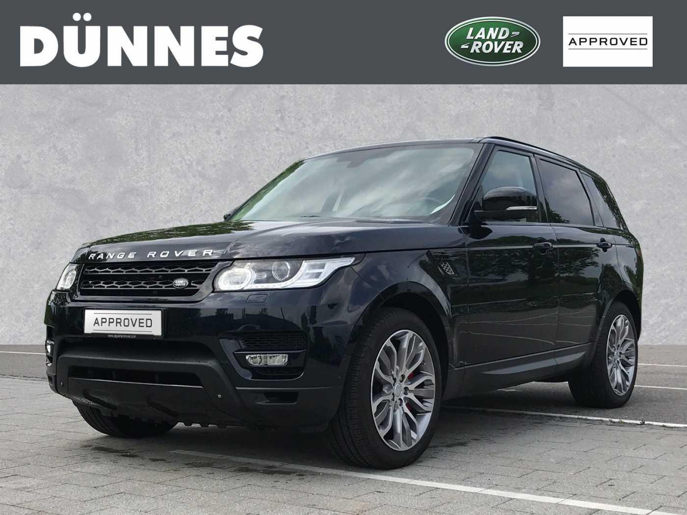 Land Rover Range Rover Sport SDV6 HSE Dynamic *HuD/ACC/GSD*, Jahr 2014, Diesel