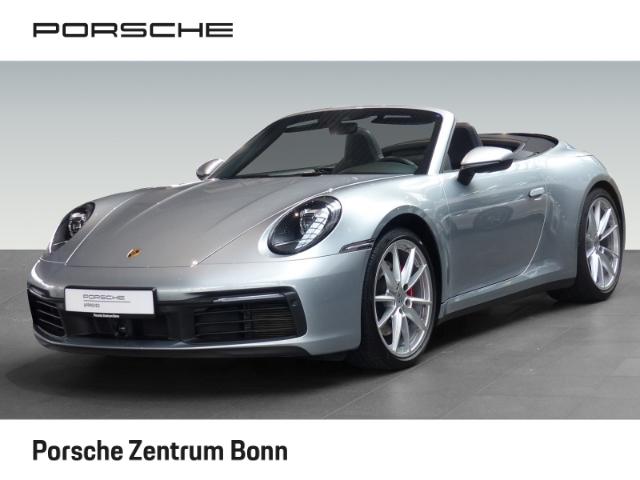 Porsche 911 992 Carrera S Cabrio ''PDK Leder SportabGasanlage'', Jahr 2019, Benzin