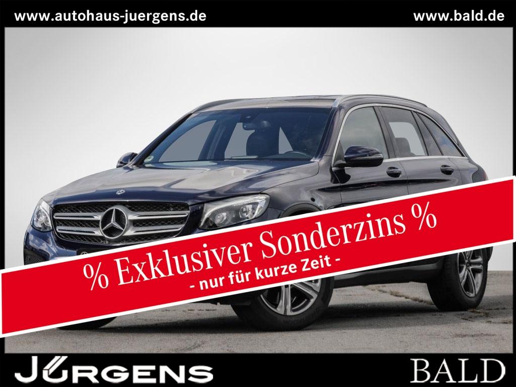 Mercedes-Benz GLC 250 d 4M Exclusive/Navi/ILS/Kamera/AHK/Stdhz, Jahr 2017, Diesel
