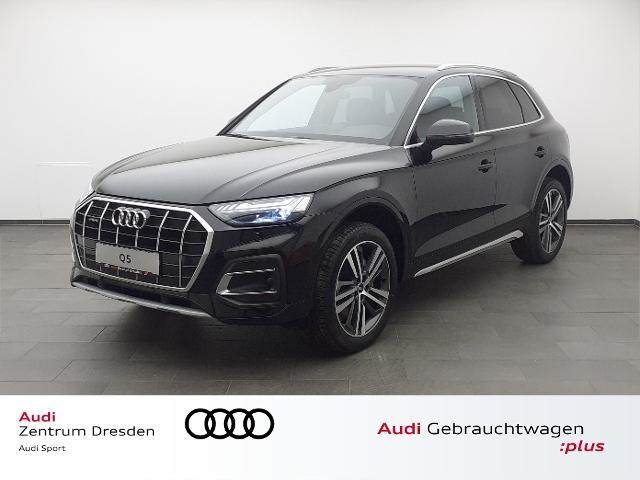 Audi Q5 advanced 40 TDI quattro S tronic **sofort**, Jahr 2021, Diesel