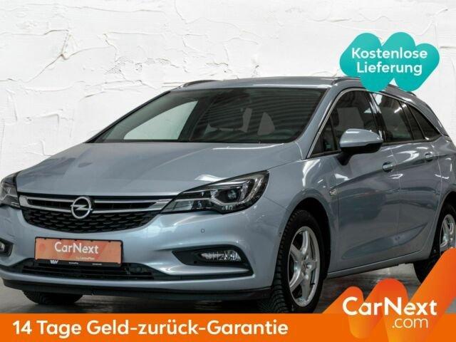 Opel Astra 1.6 CDTI Sports Tourer STHZG LED NAVI, Jahr 2017, Diesel