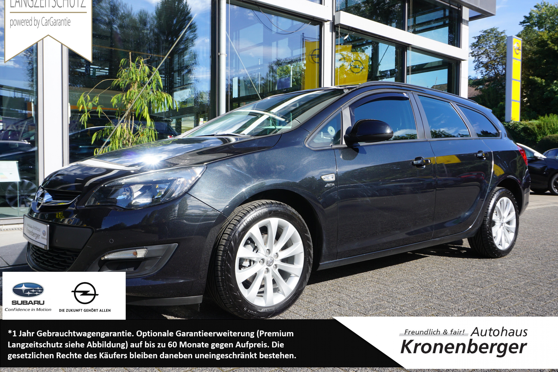 Opel Astra 1.4 Active Fahrradträger, Jahr 2013, Benzin