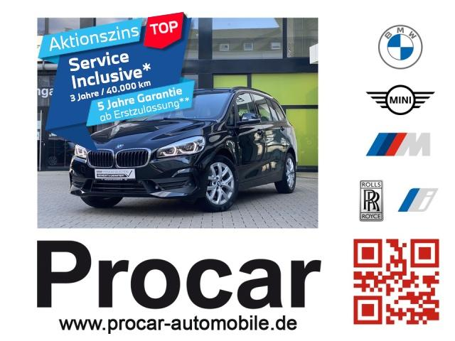 BMW 220 Gran Tourer xDrive . Sitzreihe LED Pano RFK, Jahr 2019, Diesel