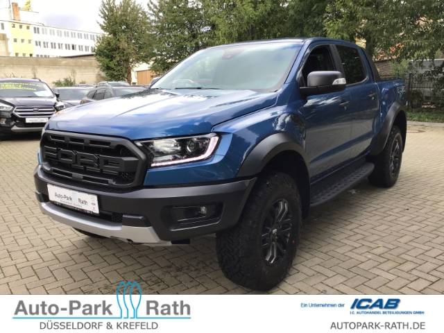 Ford Raptor 2.0l 10Gang Automatik 4x4,NAVI,AHK, Jahr 2020, Diesel