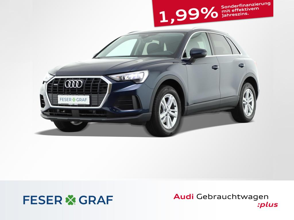 Audi Q3 35 TDI quattro Keyless / smartphone interface, Jahr 2020, Diesel