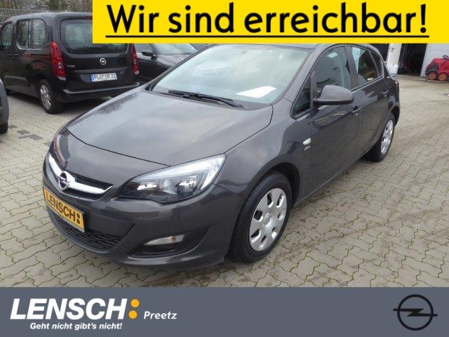Opel Astra J Active 1.4 + KLIMA + SITZHZG + LHZ, Jahr 2013, Benzin