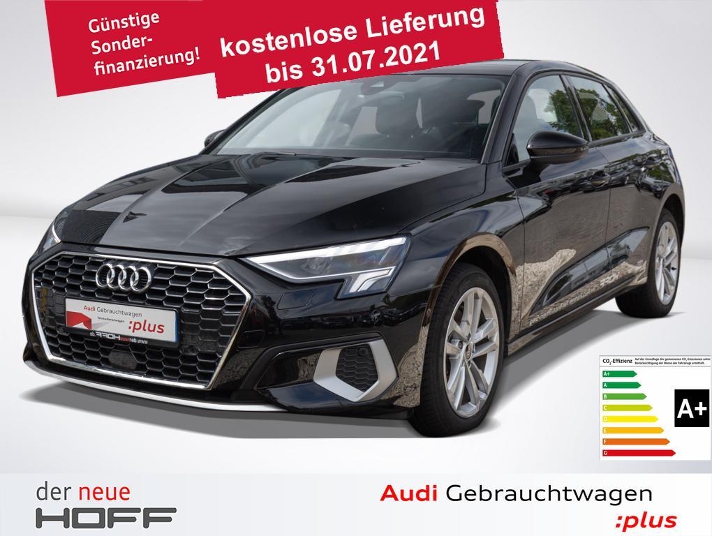 Audi A3 Sportback 40 TFSIe advanced Pano Virtual LED, Jahr 2021, Hybrid