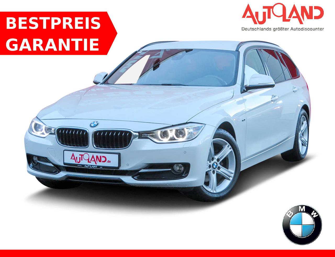 BMW 316, Jahr 2014, Benzin