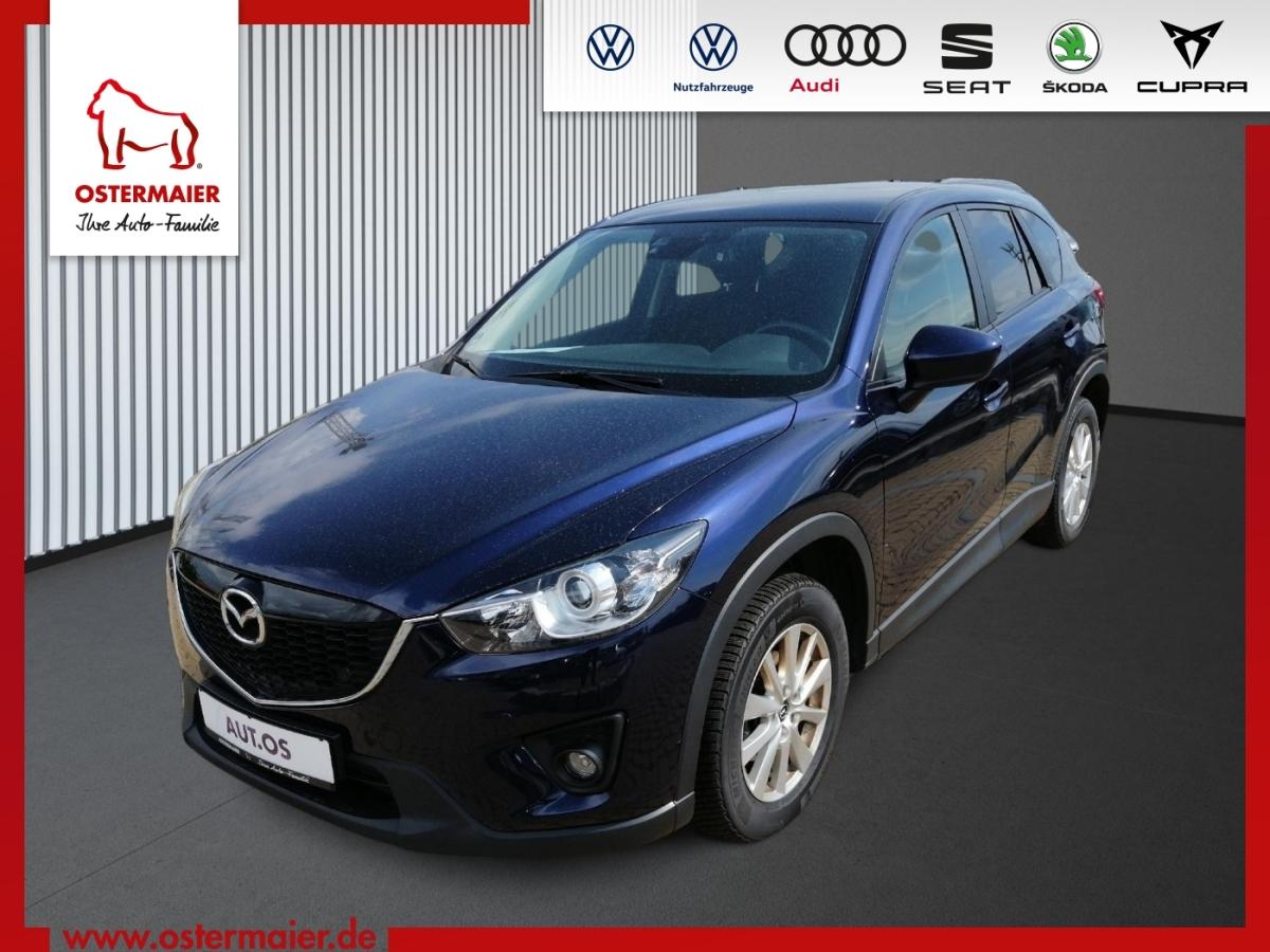 Mazda CX-5 2.2 SKYACTIV-D 150PS AWD AUTOMATIK PDC.SITZ, Jahr 2013, Diesel