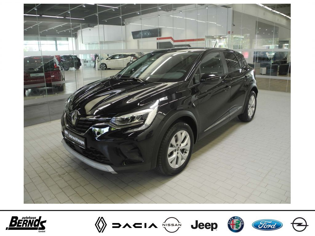 Renault Captur TCe100 EXPERIENCE DELUXE PKT. R-LINK BC, Jahr 2020, Benzin