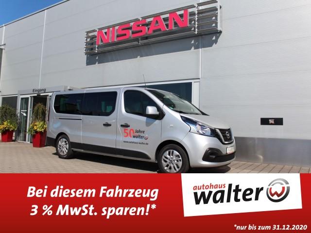 Nissan NV300 Kombi L2H1 DCT - FlexVan / Standheizung, Jahr 2020, Diesel