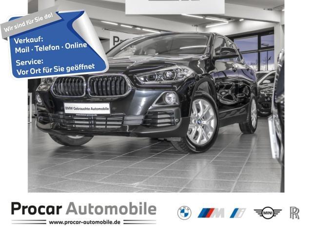 BMW X2 sDrive18i Advantage Nav LED PDVv+h Parkass, Jahr 2019, Benzin