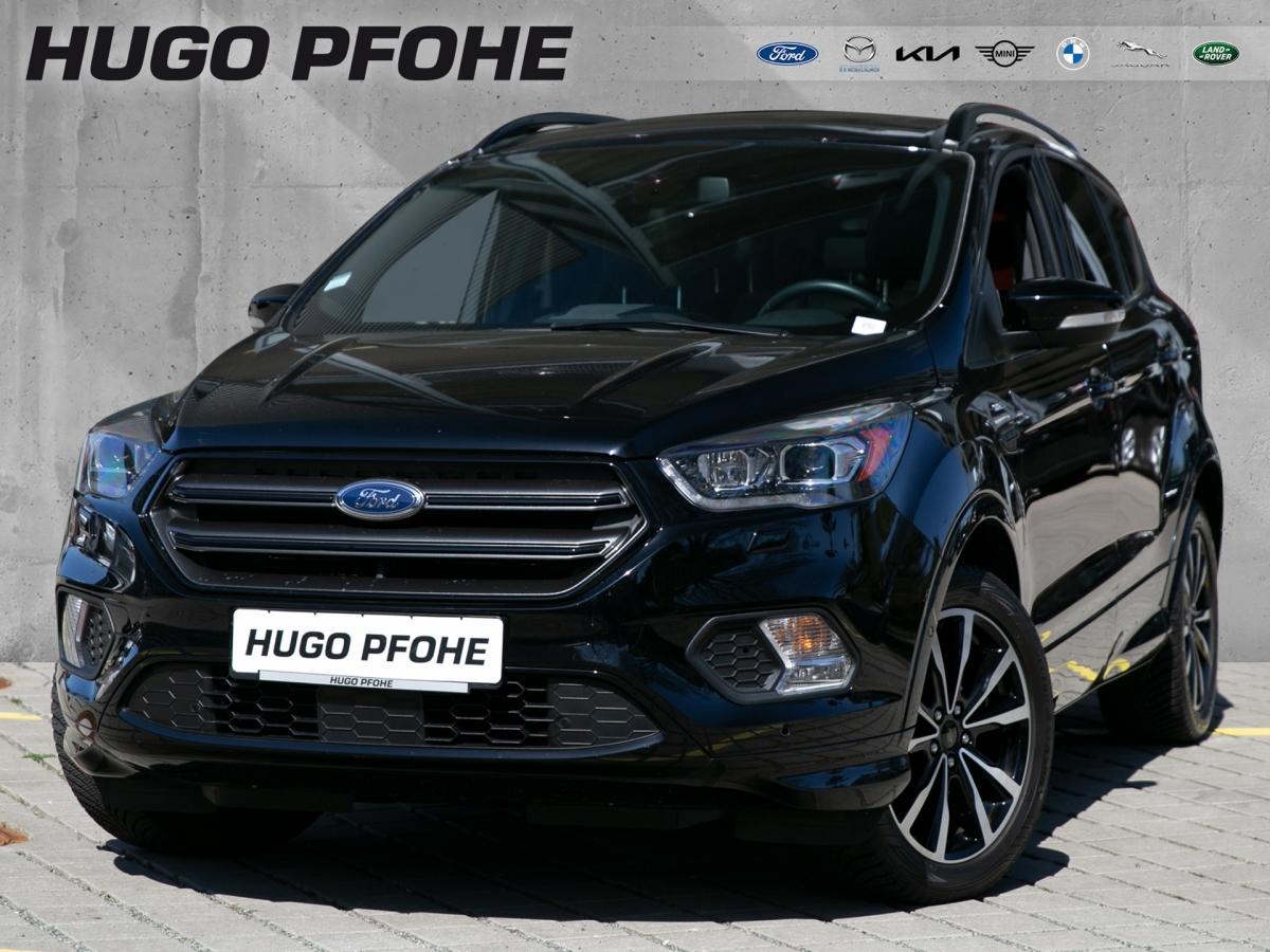 Ford Kuga ST-Line 1.5 l EcoBoost 150 PS 6-Gang, Jahr 2017, Benzin