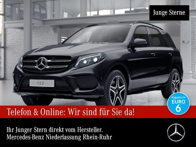 Mercedes-Benz GLE 500 4M AMG 360° Airmat Pano Harman Distr. HUD, Jahr 2018, Benzin