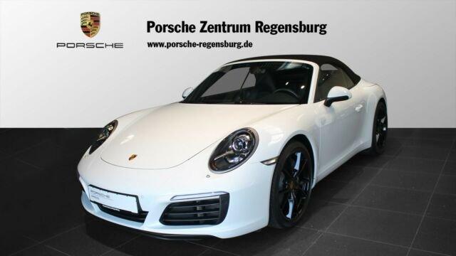 Porsche 911 991 Carrera Cabriolet PDK, Jahr 2018, Benzin