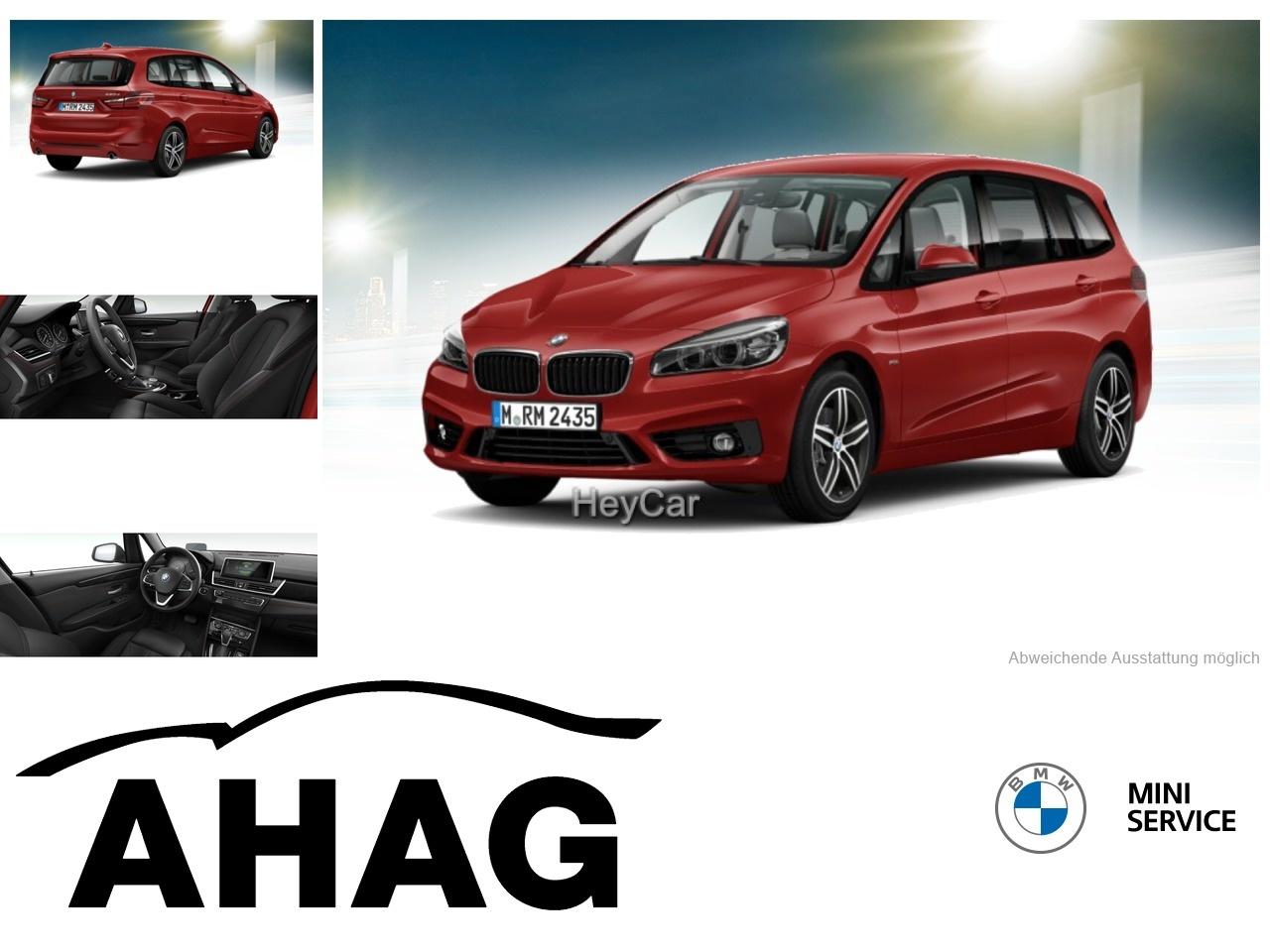 BMW 220 Gran Tourer Sport Line Aut.Navi Plus HUD, Jahr 2017, Diesel