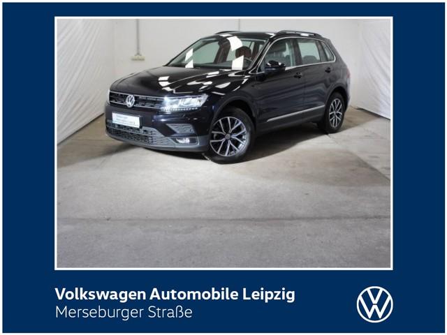 Volkswagen Tiguan 1.5 TSI Comfortline*ACC*DSG*Standheizung*, Jahr 2019, Benzin