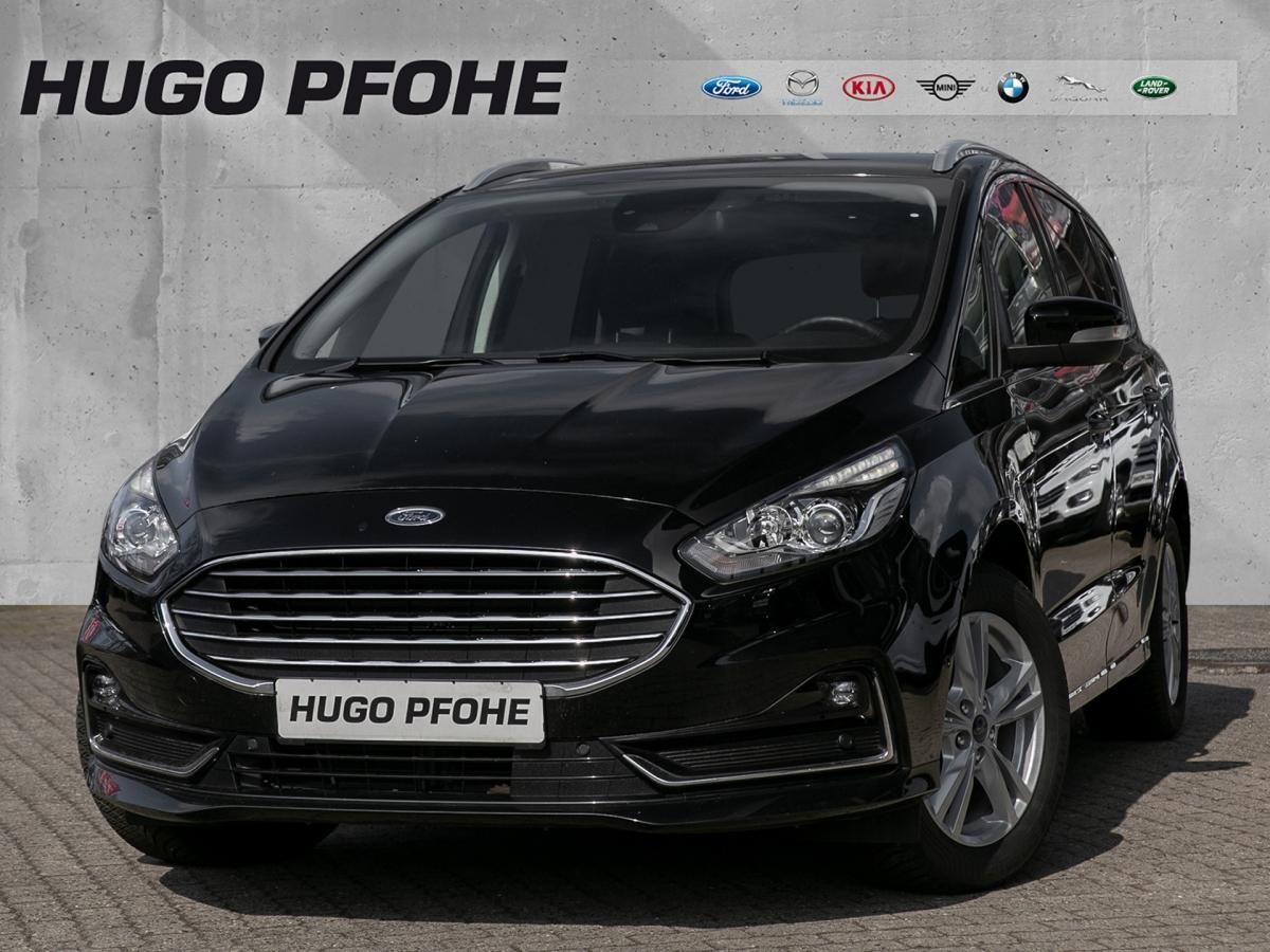 Ford S-MAX Titanium - UPE 39.950 EUR, Jahr 2019, Benzin