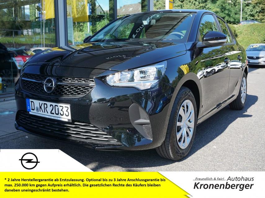 Opel Corsa F 1.2 Edition DAB Apple Carplay, Jahr 2020, Benzin